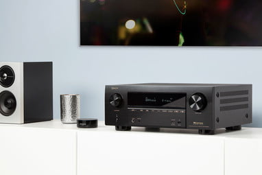Denon Debuts AVR-X3500H With Airplay 2, Amazon Alexa