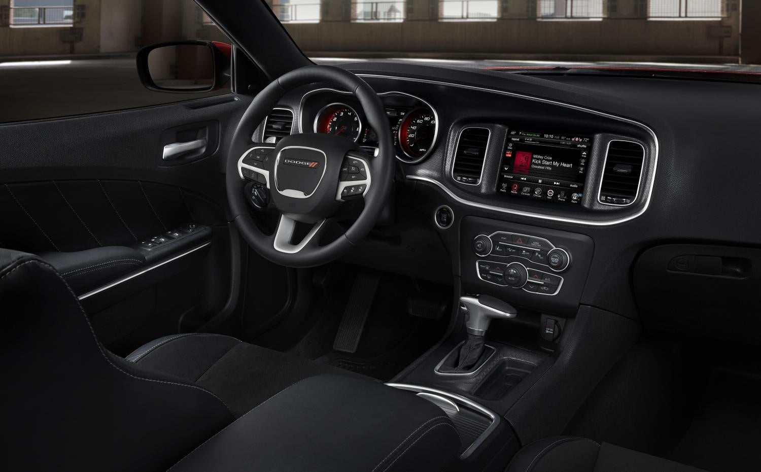 dodge charger vs interior - Dodge Charger 2014 Interior