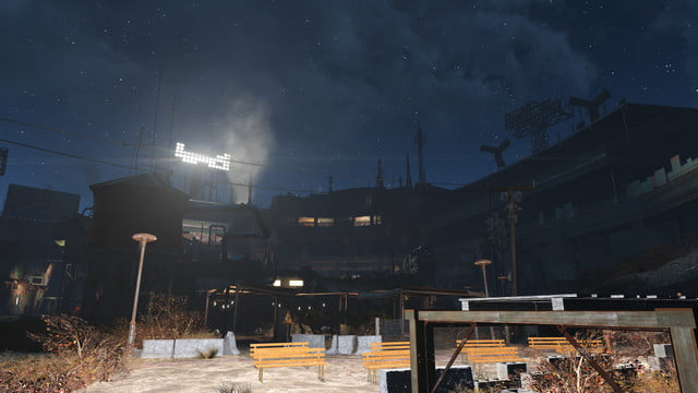 enter the wasteland without leaving home with our 5k screenshots from fallout 4 diamondcity5
