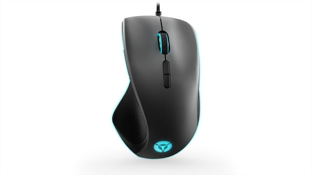 lenovo announce new legion gaming peripherals ces 2019 03 m500 omron micro switches with 50 million clicks blue glow