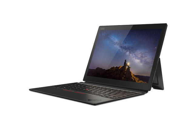 lenovo introduces updated thinkpad x1 line 09 tablet hero front facing left