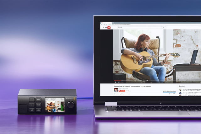 blackmagic announces live stream gear 1 web presenter hero