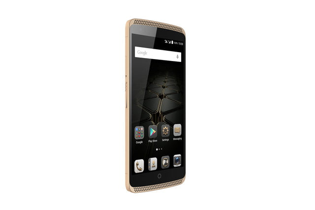 zte axon international sales news 1  phone version front angle