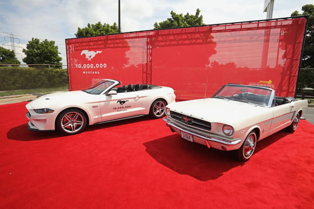 Ford builds 10 millionth Mustang