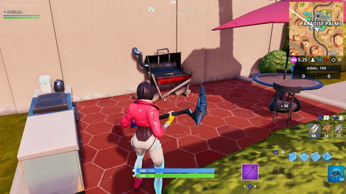 How to Complete All The Fortnite 14 Days of Summer
