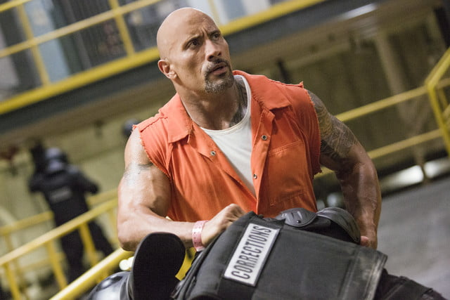 highest paid actors 14953 dwayne johnson  fate of the furious 2017
