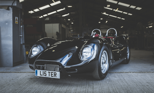 1958 lister knobbly contination continuation road 4