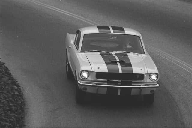 ford mustang history 1965 5