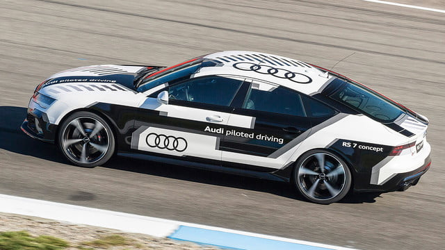 audi self driving a8 2014 rs 7 piloted concept 02