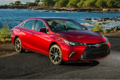 Toyota Announces 2017 Camry Featurs Price Digital Trends