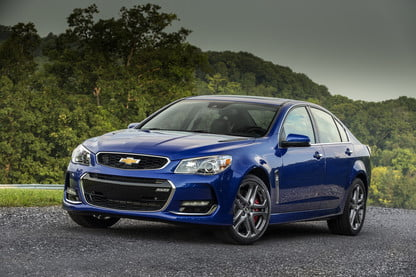 Chevrolet Ss Dead After 2017 Model Year News Details