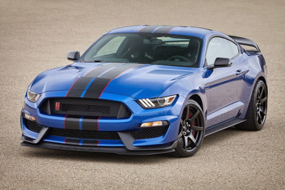 2017 Shelby Gt500 >> 2018 Ford Shelby Gt500 News Specs Performance Digital