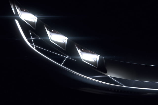 chinese ev startup byton teases new electric suv for ces on january 7 2018  teasers 2