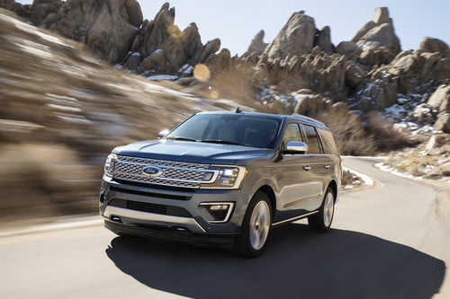 2020 Ford Expedition: Changes, Specs, Release >> 2018 Ford Expedition News Specs Performance Features Pictures
