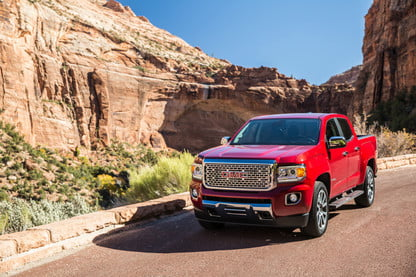 Gmc Canyon Towing Capacity >> 2018 Gmc Canyon Release Date Prices Specs Features