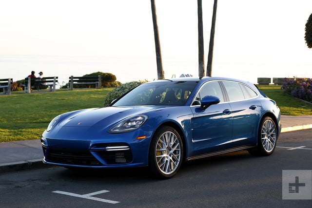 2018 Porsche Panamera Turbo Sport Turismo review
