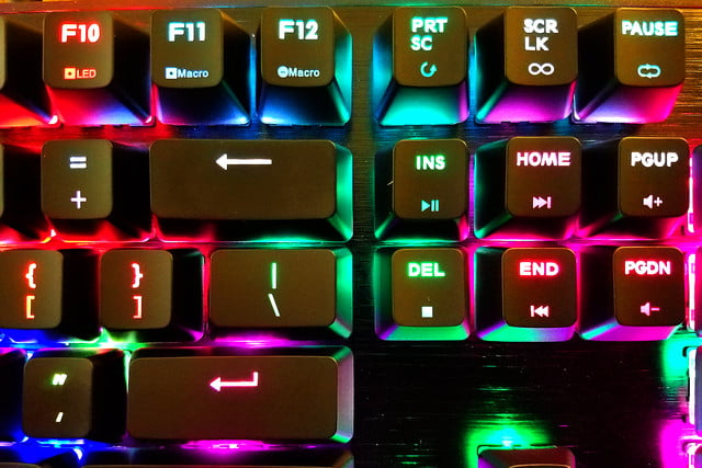 Cooler Master's New $79 Mechanical Keyboard Lights up Your