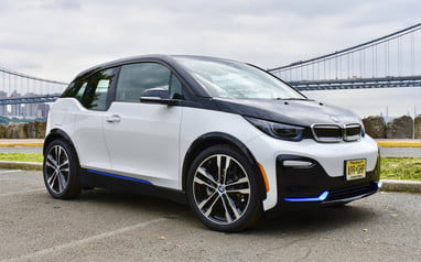 2019 BMW i3s Review: Futuristic And Fun, But Still Flawed
