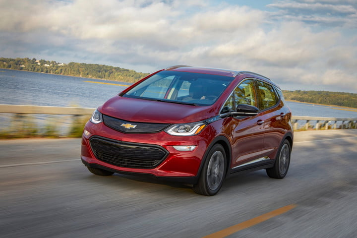2020 Chevrolet Bolt EV rated at 259 miles of range, outpacing most rivals