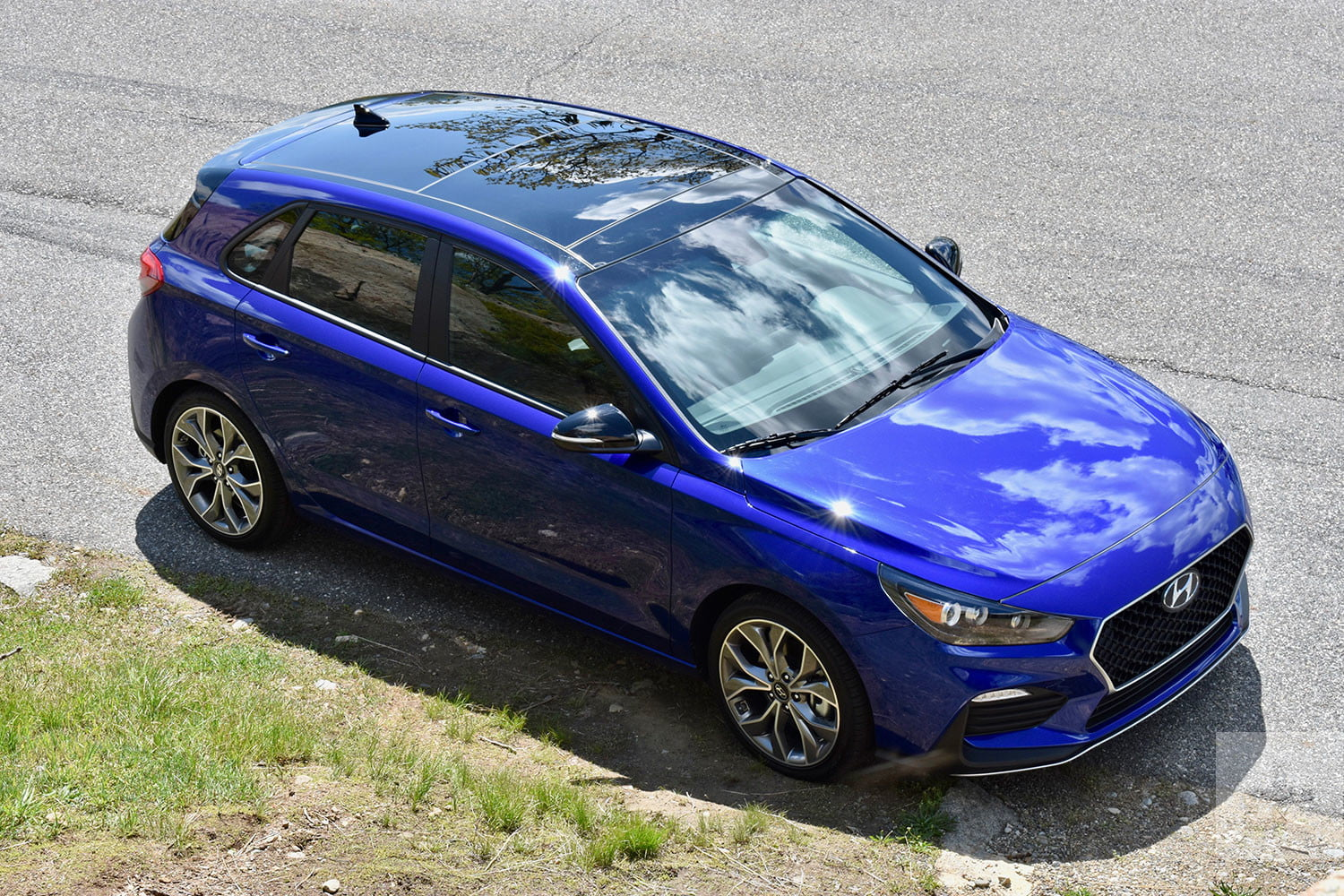 2019 Hyundai Elantra GT N-Line Review: The Case For Basic ...