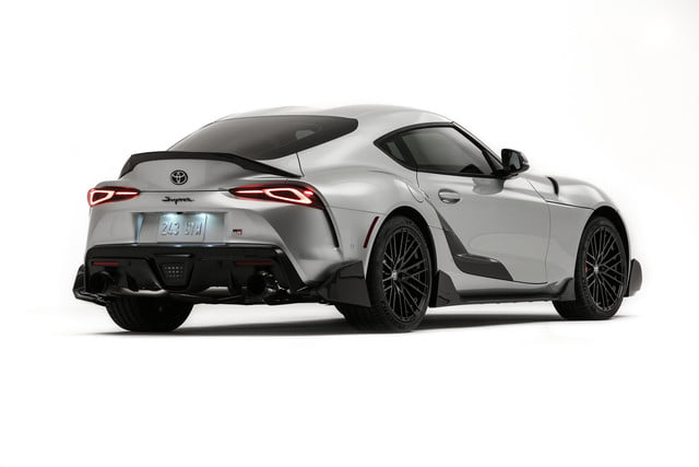 toyota displaying eight supra based builds at sema 2019 grsupra performanceline 02