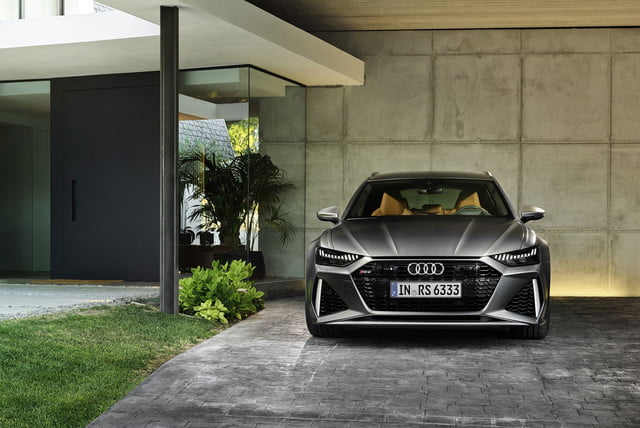 Microeconomics and a little magic help bring the 2020 Audi RS 6 Avant to U.S.