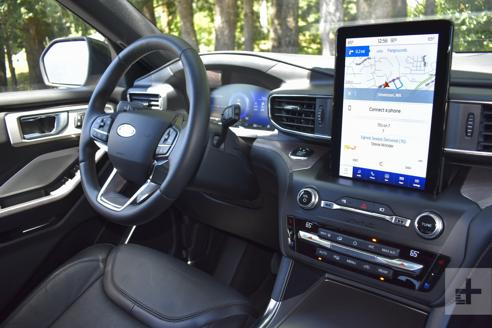 2020 Ford Explorer First Drive Review Don T Judge A Book By