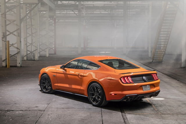 2020 Ford Mustang EcoBoost Performance Package Gets 330 HP
