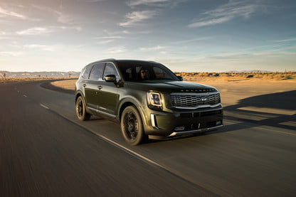 The Best Suvs For Families In 2020