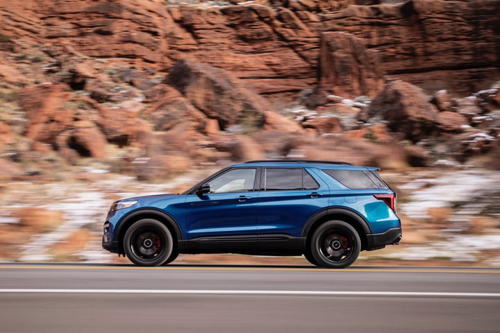 Discover the engineering Easter eggs in the new 2020 Ford Explorer