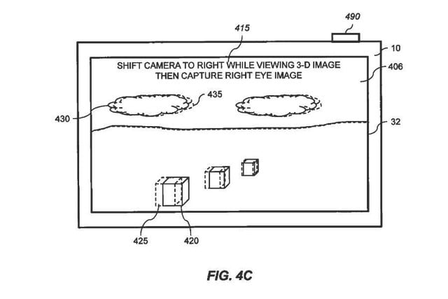 newly acquired apple patent bring 3d photography iphone 3