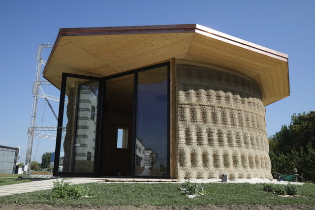 wasp 3d printing earth material printed house gaia italy photo3