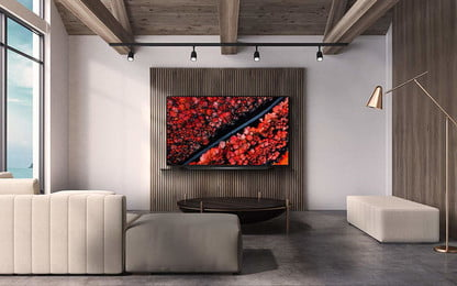 Snag This Breathtaking 55-Inch LG C9 OLED TV for a Huge $902