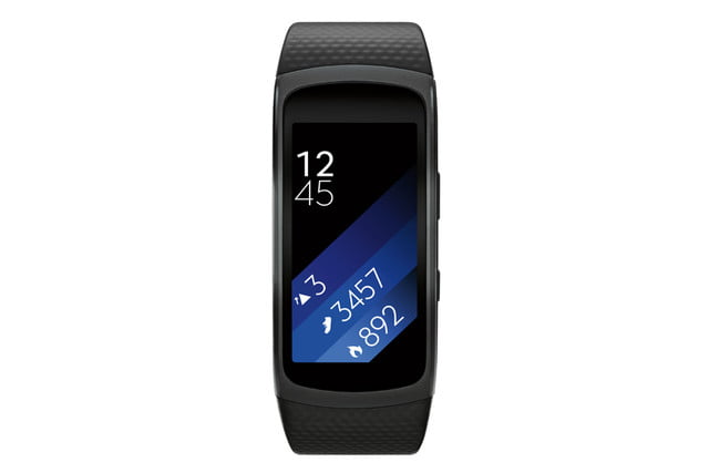 samsung gear fit 2 iconx news 600 volt fit2 bk v front