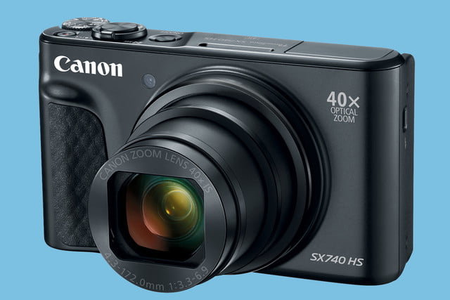 canon powershot sx740 hs announced 740 black 3q hires