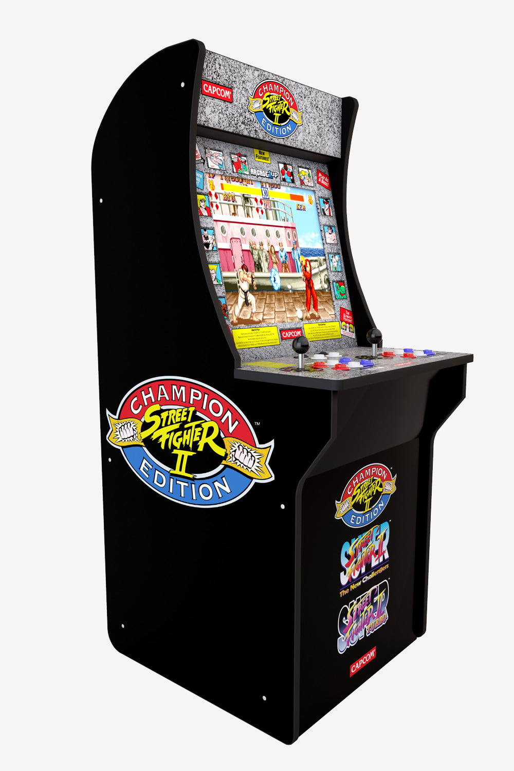 Relive the Glory Days of Arcade Games With the Arcade1Up