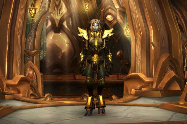 world of warcraft allied races guide lightforged