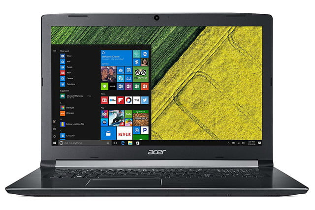 amazon slashes prices on acer laptops desktops monitors and gaming gear aspire 5 17 3 inch hd