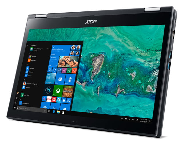 acer laptop swift 7 news ces 2018 spin 3  sp314 51 06
