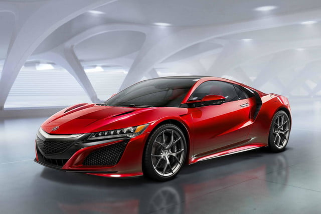 2016 acura nsx official specs pictures and performance reveal das2015 025