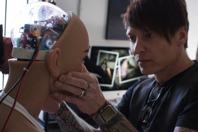 realdoll sex robot ai adjusting
