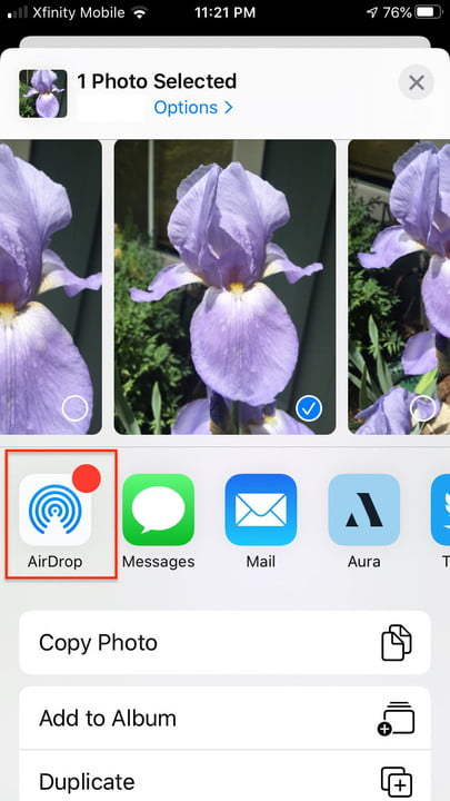 how to transfer photos from an iphone airdrop15