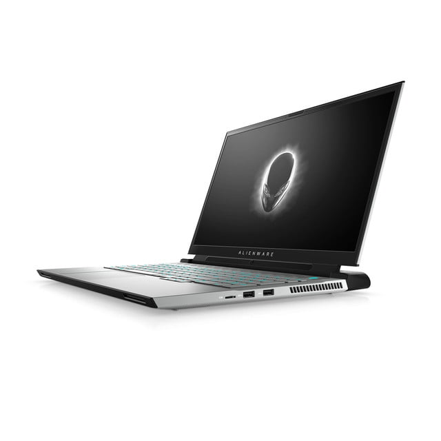alienware m17 r4 and m15 ces 2020 white with tobii faced left  1