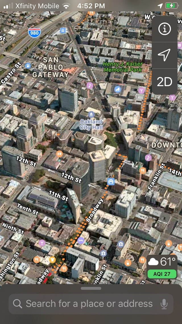 Apple Maps vs. Google Maps: Which One Is Best for You ... on greater austin zip code map, los angeles orange county map, iowa dot map, construction map, flight map, amount of snow map, best place to live map, you are here map, beijing street map, environment map, los angeles 101 freeway map, topology map, new york central railroad map, global internet map, tv dma map, standard of living map, german railroad system map, seven map, harris county toll road map, planet earth map,