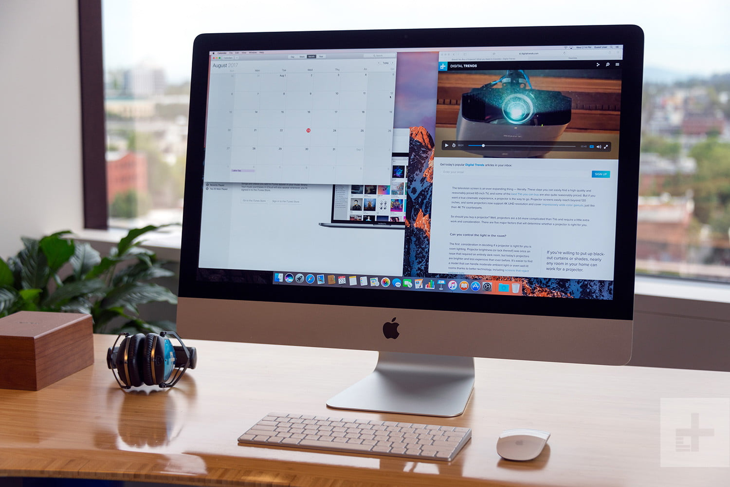 Apple iMac with Retina 5K Display (2017) review | Digital Trends