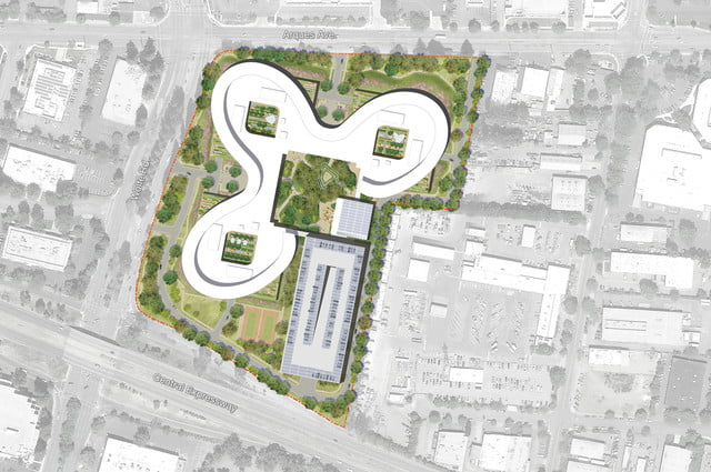 apple planning for second spaceship campus in silicon valley 2