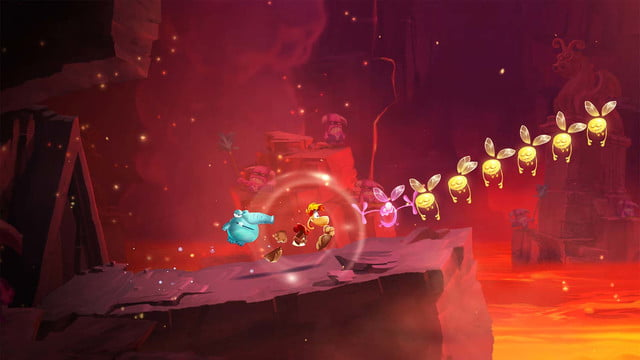 apple announces first tv games 2015 rayman adventures large