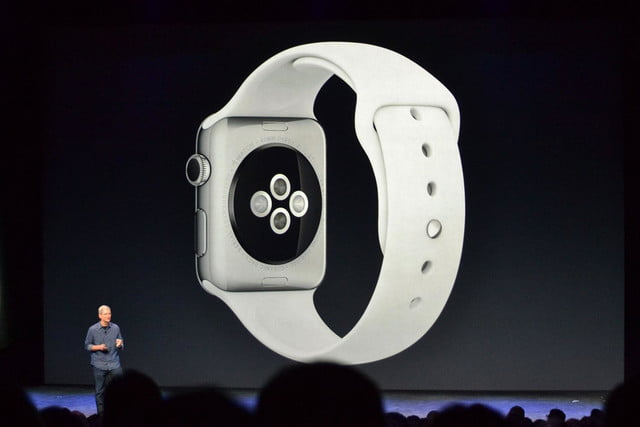 Apple Watch reveal 40