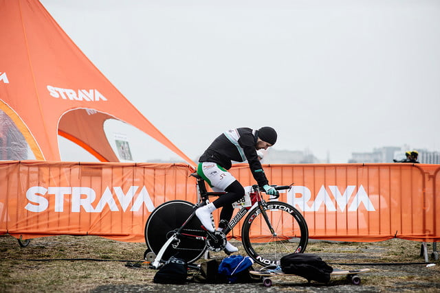 how technology is transforming cycling apps for all that strava