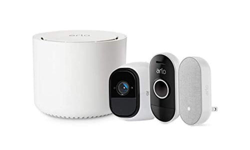 Amazon Drops Prices for Arlo Pro Home Security Cameras for